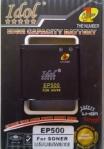 Baterai Idol double power EP-500