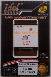 Baterai Double power Idol EM1 Premium untuk apollo 9360