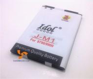 baterai blackberry double power blackberry JM1 dakota 9900 bellagio 9790 orlando