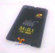baterai blackberry double power M-S1 bold 9000 onyx 2